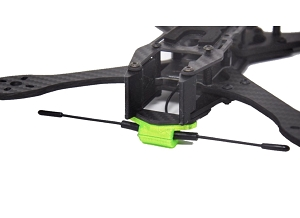 TBS Crossfire Immortal T Antenna Mount